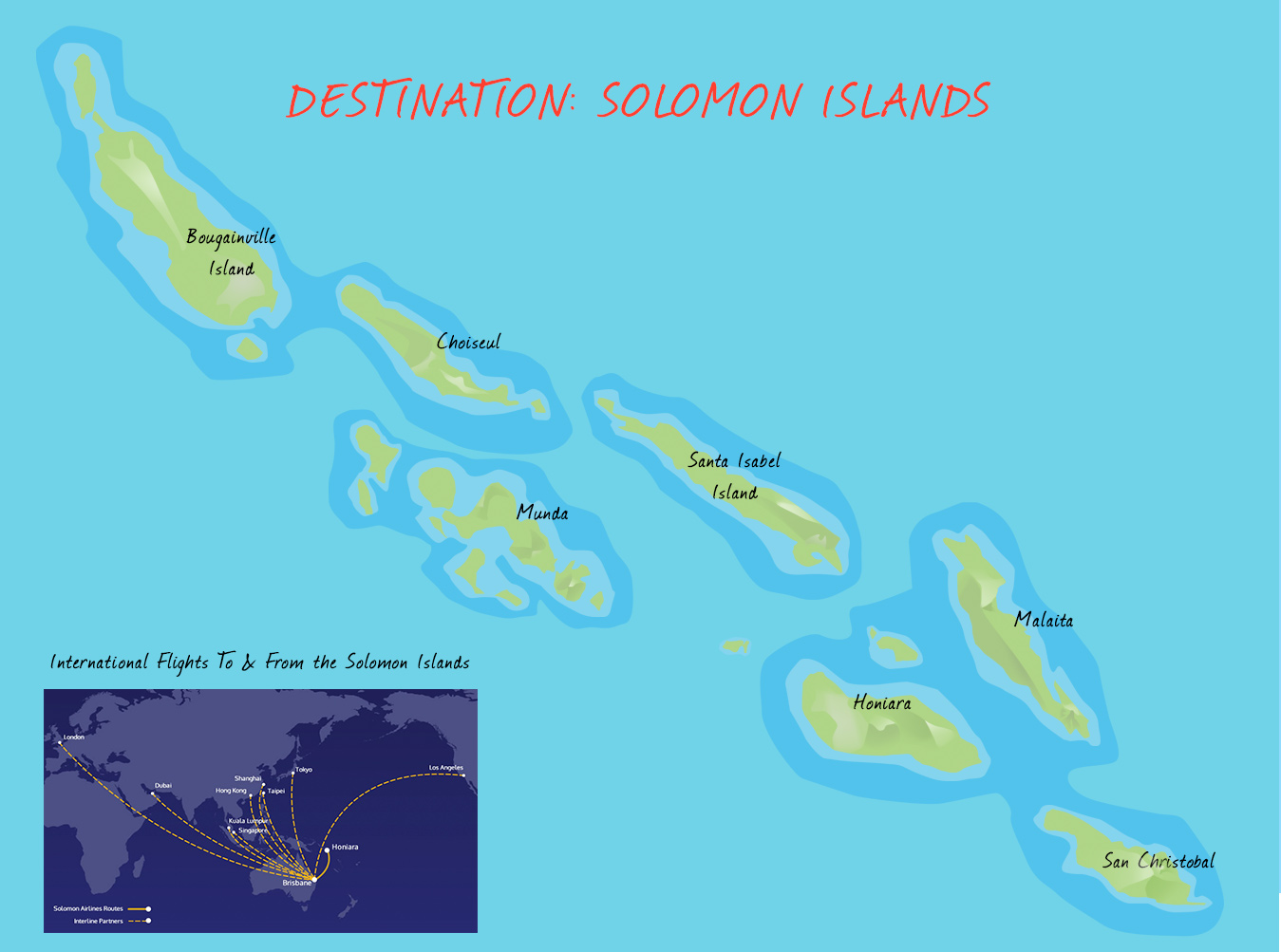 Eco Resort Solomon Islands