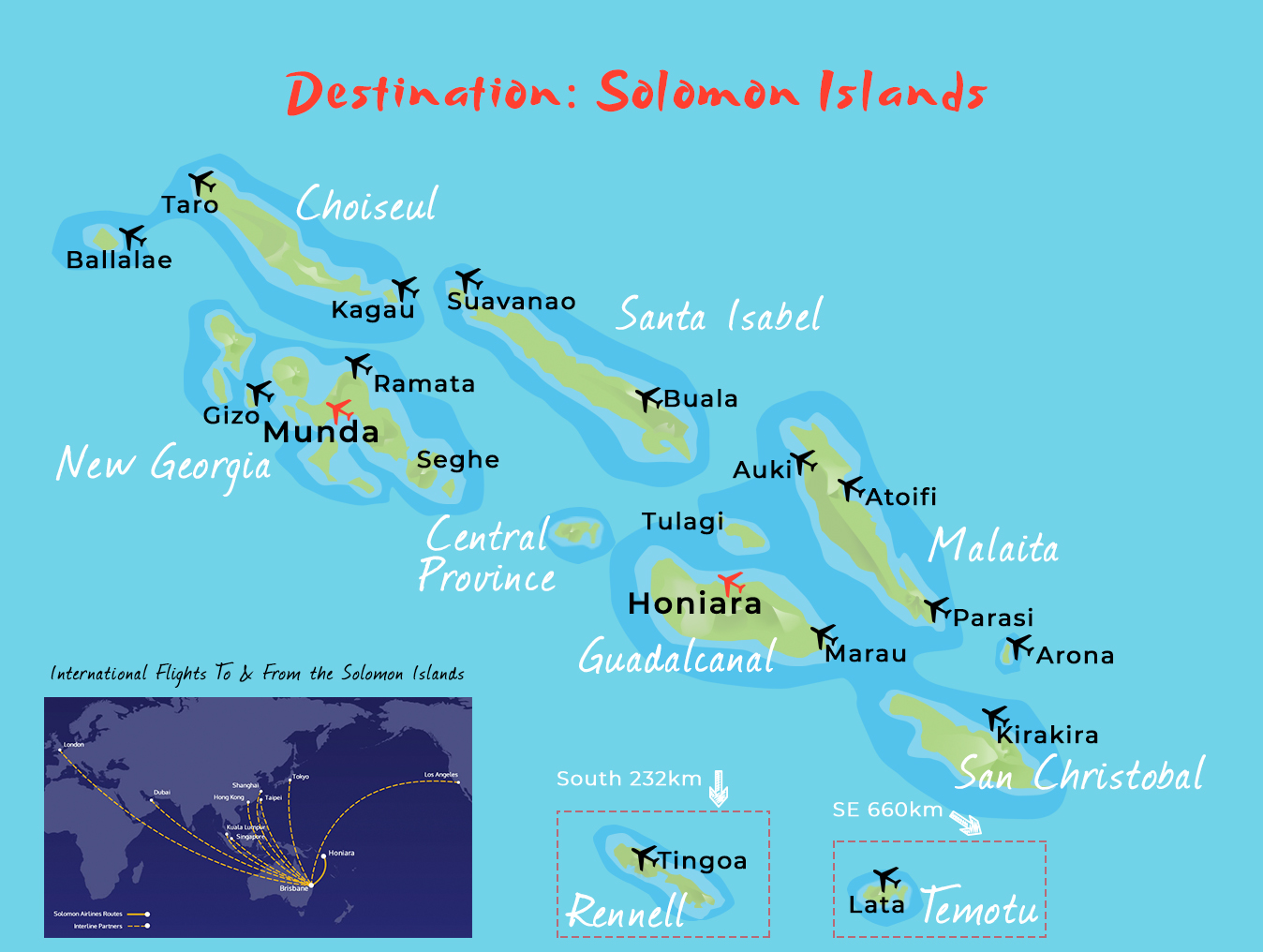 Welcome | Tourism Solomons